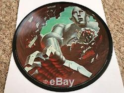 Queen News Of The World 40e Anniversaire Picture Disc Limited À Seulement 1977