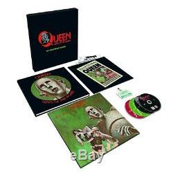 Queen News Of The World 40th Anniversary (coffret Vinyle Réédition 1977 De L'ue)