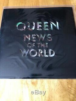 Queen News Of The World Édition Limitée Picture Disc # 1938/1977 New Unplayes