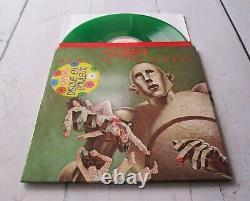 Queen News Of The World France 1978 Green Coloured Vinyl Lp Français Record Album