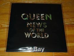 Queen News Of The World / Limited (1493) Picture-vinyl-lp 2017 Neu! Nouveau