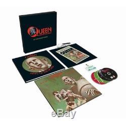 Queen News Of The World (édition 40ème Anniversaire / Super Deluxe) Nouveau CD