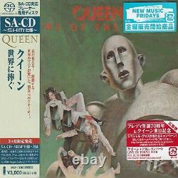 Queen Nouvelles Du Japon Du Monde Jewel Case-sacd Shm Uigy-15016