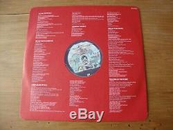 Queen Nouvelles Du Monde 1977 Au Royaume-uni 1er Press Mint Top Copy