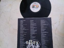 Queen Nouvelles Du Monde Rare Mexique Foc Vinyl Pressing