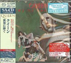 Queen Nouvelles Du Monde Scellé Japon Shm-sacd (2016) Uigy-15016