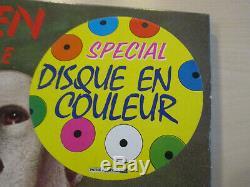 Queen Nouvelles Du Monde, Vert Cire, DC 3, Org France, 12 / Lp, Mint, Mega Rare