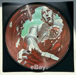 Queen Nouvelles Du Monde Vinyle Picture Disc Lp Album 1977 Copies