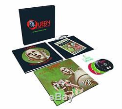 Queen-news Du Monde Coffret Coffret 40e Anniversaire (wlp) CD Nouveau