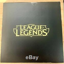 Rare Teemo Scouts Du Monde Figurine Tout Neuf Dans La Boîte! League Of Legends