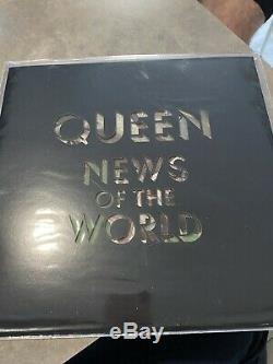Reine Des Nouvelles Du Monde Vinyle Limitée 1711