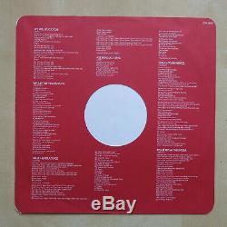 Reine Du Royaume-uni Vinyle Vinyle Avec 1/2 Matrice Intérieure Emi 1977 Near Mint