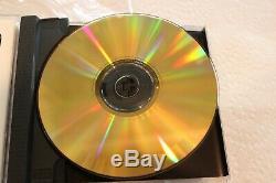 Reine Mfsl 24k Gold 3 CD Lot Nuit Opéra, Jeu, Nouvelles Du Monde Rare Oop