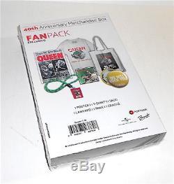 Reine News Du Monde Fan Pack Lim. Ed. 2017 Portugal Box Gadgets Officiel