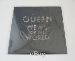 Reine News Of The World Edition Limitée De Disques De Disques Vinyles Lp Uk 2017 Album