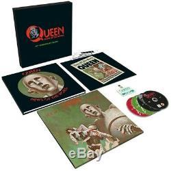 Reine Nouvelles De L'édition Mondiale Du 40 E Anniversaire Coffret Vinyl Lp 006025578426