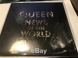 Reine Nouvelles De L'édition Mondiale Limitée Lp Picture Disc Nr Mint