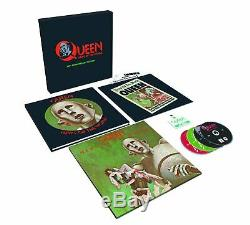 Reine Nouvelles Du 40e Anniversaire World Edition (2017) Boîte Vinyle + 3cd + DVD Nouveau