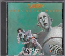 Reine Nouvelles Du CD Du Monde (elektra 112-2 Allemagne De L'ouest Cible Non Code À Barres)
