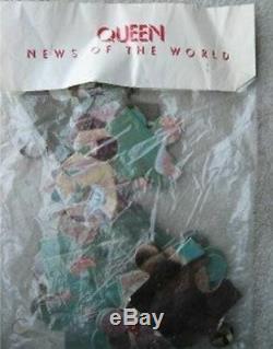 Reine Nouvelles Du Monde 1977 Promo Puzzle Scelles