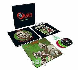 Reine Nouvelles Du Monde Anniversaire 40e, 5 Disc Set, Collection Box Set Nouveau