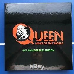 Reine Nouvelles Du Monde Europe Deluxe Edition Du 40ème Anniversaire Box Set
