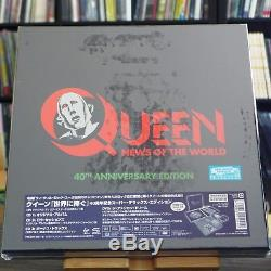 Reine Nouvelles Du Monde / Lp, 3xshm-cd, DVD (uicy-78501) Super Deluxe, Japon