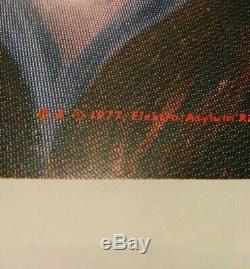 Reine Nouvelles Du Monde Magasin Promo 1977 Super Rare Bande Vintage 24 × 47 Des Années 1970
