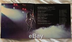 Reine Nouvelles Du Programme World Tour Concert Book 1977 Freddie Mercury, Brian May