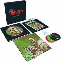 Reine Nouvelles Du World Limited 3cd + DVD + Lp Super Deluxe Box Set Nouveau