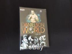 Roh Ring Of Honor Bryan Danielson Vs. Le DVD Du Monde Set Rare Oop Neufs & Scelles