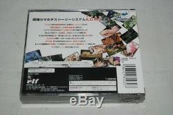 Saturn Sega Yu No A Girl Qui Chante L'amour À La Limite De Ce Monde Ss