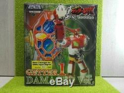 Shin Getter Robo Figure Monde Dernier Jour Du Nouvel Alliage Siècle Aoshima