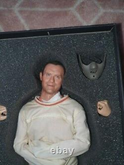 Silence Of The Lambs Hannibal Lecter 1/6 Figure Sw Worlds Boxed New