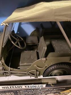 Soldats Du Monde U.s. Military Medic Jeep 16 Nouveau