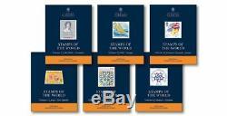 Stanley Gibbons New 2020 Timbres Du Catalogue Mondial 6 Volumes £ 30 Enregistrer