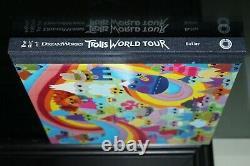 The Art Of Dreamworks Trolls World Tour 2020 New Hardcover Book Limitée
