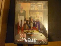 The King Of Fighters 97 Mondial Match Ps4 Ltg Nouveau Collector + Carte + Box