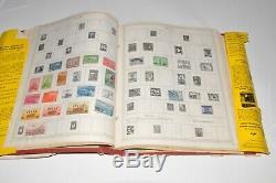 The New World Wide Timbre-poste Album (100s De Timbres)