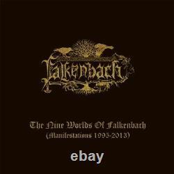 The Nine Worlds Of Falkenbach Manifestations 1995 2013 Limited Edition 9 Nouveau CD