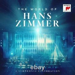 The World Of Hans Zimmer A Symphonic Celebration 3 Vinyl Lp New+