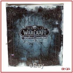 Tout Neuf Scellé World Of Warcraft La Colère Du Roi-liche Edition Collector