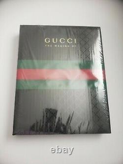 Tout Nouveau Livre De Table Basse Gucci Immaculée La Fabrication De Rizzoli