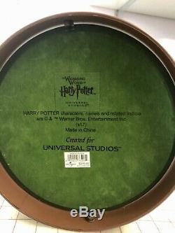 Universal Studios Le Monde Magique De Harry Potter Hedwig Cage Statue Nouveau