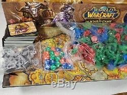 ! Unpunched World Of Warcraft Le Jeu De Plateau Nouveau, Jamais Joué