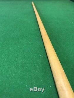 Vintage Nouvelles Du Monde Pontin Prix Cue Snooker Cue