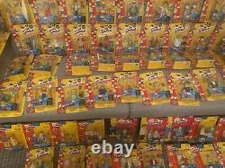 World Of Springfield The Simpsons Énorme Set Toutes Les Nouveautés Box
