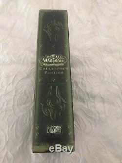 World Of Warcraft Burning Crusade The Collectors Édition Brand New Wow Bc