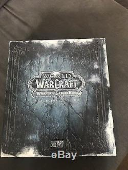 World Of Warcraft Colère Du Roi Liche, Édition Collector, Wow, Nouveau, Pc Gaming