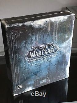 World Of Warcraft Colère Du Roi-liche Collector's Edition New / Scellé